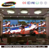 Mur polychrome de vidéo de P5 16scan DEL
