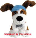 Het mooie Stuk speelgoed van de Pluche - Hond