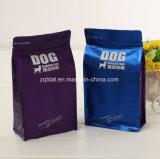 Sacchetto di imballaggio di plastica di Customzied per alimento per animali domestici