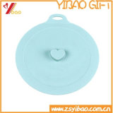 Couvercle coloré de cuvette de silicones de qualité (YB-AB-004)