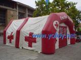 Aufblasbare Entlastungs-mobiles Krankenhaus-Zelt für Dringlichkeit