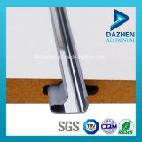 Profil en aluminium d'extrusion de constructeur pour la garniture intérieure dans les forces de défense principale Slatwall avec anodisé