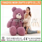 Brinquedo gigante do urso da peluche do luxuoso dos miúdos adoráveis do presente dos amantes do presente do Valentim