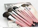 Состав естественных инструментов состава красотки ручки волос деревянных косметический чистит 12 щеткой PCS