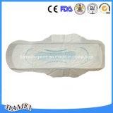 Serviettes hygiéniques avec la bonne absorptivité