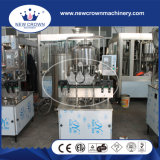 線形タイプ500ml-1.5Lプラスチックびんのためのびんの洗浄または詰物の/Capping機械