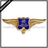 Pin de lapela de metal personalizado de qualidade para presente promocional (BYH-11023)