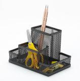 조직 공급 금속 메시 문구용품 조직자 사무실 책상 부속품