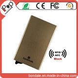 지갑을%s 금속 크레딧 RFID 카드 프로텍터