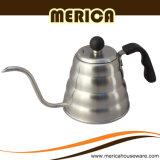 優れたステンレス鋼のGooseneckの茶鍋のコーヒー鍋