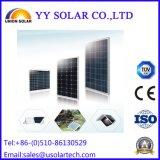 painel solar da aparência 30W bonita para a lâmpada de sinal solar