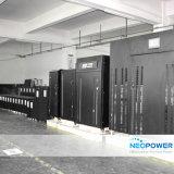 UPS em linha Output 230V da potência alternativa trifásica da entrada de 40kVA 400V
