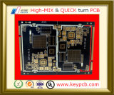 OEM 2-28 Multilayer BGA+Impedance Control Printed Prototype Circuit Board PCB Board To manufacture