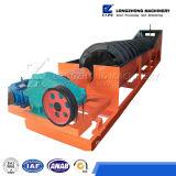 鉱石および砂のミネラル処理のための螺線形の洗濯機