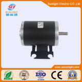 Motor van de Borstel van de Magneet gelijkstroom van Slt 24VDC 80W de Permanente