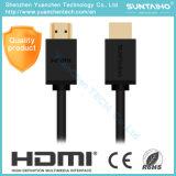 HDのための男性HDMIケーブルへの高速2.0バージョン男性