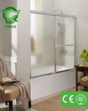 自由で永続的なガラスシャワー機構、簡単なシャワー室