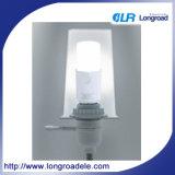 LEIDENE van de lamp Bol, het LEIDENE Licht van de Lamp