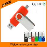 Lecteur flash USB de vente chaud d'OTG 3.0 avec beaucoup de couleurs