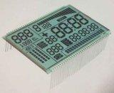 Зеленый цвет LCD модуля Cog индикации FSTN LCD желтый