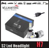 S2 ÉPI H4 9007 9004 phare d'automobile de H13 72W 8000lm