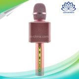 Altoparlante senza fili portatile del microfono di karaoke mini