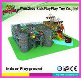 Скольжений игр детей оборудование спортивной площадки счастливых больших крытое