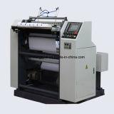 Машина разрезать и перематывать факса крена бумажная