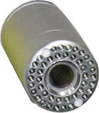 câmera do aço inoxidável de 40mm para a câmera industrial da câmara de ar com DVR