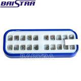 Кронштейн металла Китая зубоврачебный 022 Roth миниый Bondable с 345 крюками