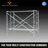 Échafaudage multifonctionnel de faible puissance de bâti de grille pour la construction