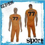 Großverkauf kundenspezifische amerikanischer Fußballjerseys-preiswerte amerikanischer Fußball-Hemden (AF025)