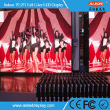 Muestra de interior a todo color del alquiler P2.973 LED de HD para la etapa