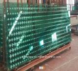 Het Geschilderde Glas van de kleur Patronen met Ce- Certificaat