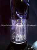 Conduite d'eau en verre de constructeur de la Chine