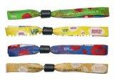 Wristband tessuto superiore del tessuto