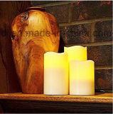Blinkendes LED-Kerze-Tee-Licht mit Firmenzeichen-Drucken, alles sortiert erhältliches