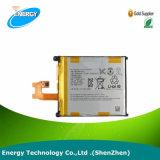 Tout partie la batterie Li-ion 2017 de la capacité totale Lis1547erpc 3000mAh d'Origina pour remplacement D6563 de la batterie Z2 de Sony Xperia Z2a le mini