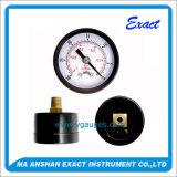 Manómetro de alta pressão do Calibrar-Gás da pressão do Manómetro-Gás