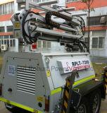 Heller Aufsatz des Fertigung-Generator-LED