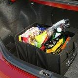 Bolso del carrito del coche del poliester para la promoción