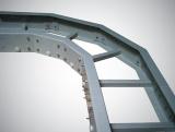 Puente de cable del cable Trays//Building Material//Fiberglass de FRP