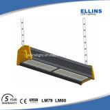 Magazzino lineare industriale dell'indicatore luminoso 100W della baia di alto potere IP65 LED alto