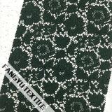Blühendes Blumen-Entwurfs-strickendes Spitze-Gewebe