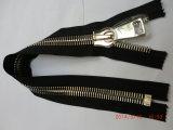 Langkettiges Metal Zipper für Garments 7041