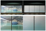 White Color Office / Hotel Room Electric Pdlc Smart Film Glass