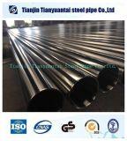 Type soudé pipe d'acier inoxydable avec la conformité d'OIN