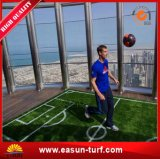 Futsalのフットボールのための人工的な草の総合的な泥炭