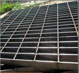 Grating van de Staaf van de Vloer van de Loopbrug van de fabriek Hete Ondergedompelde Gegalvaniseerde