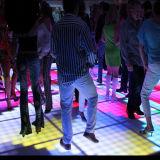 Iluminação de LED Twinkling Wedding Decoration Dance Floor
